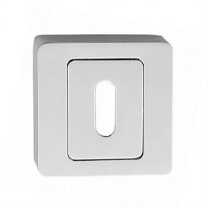Szyld AMB kwadratowy na klucz chrom